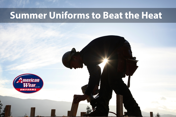 Summer-Uniforms-To-Beat-The-Heat-via-American-Wear