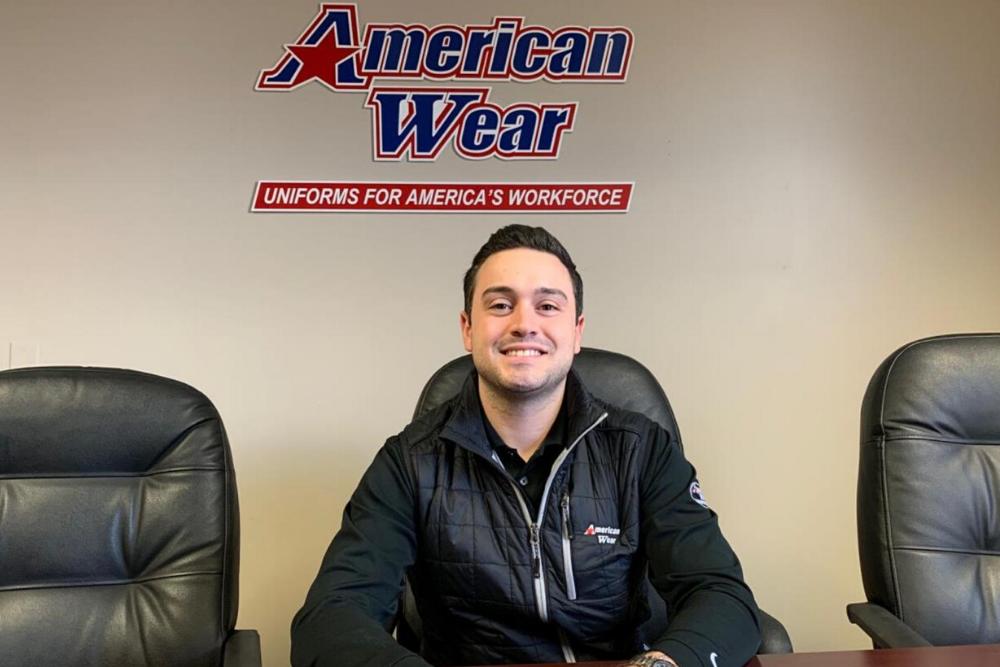 American Wear John Auriemma Jr
